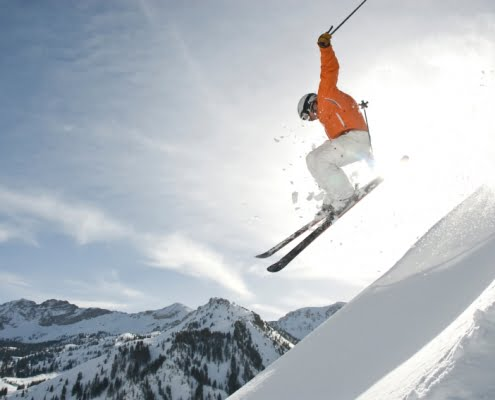 blessures de ski et de planche à neige