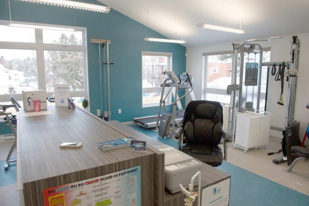 clinique de physiothérapie Physio Élite Laval