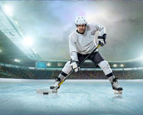 hockey et douleur à l'aine