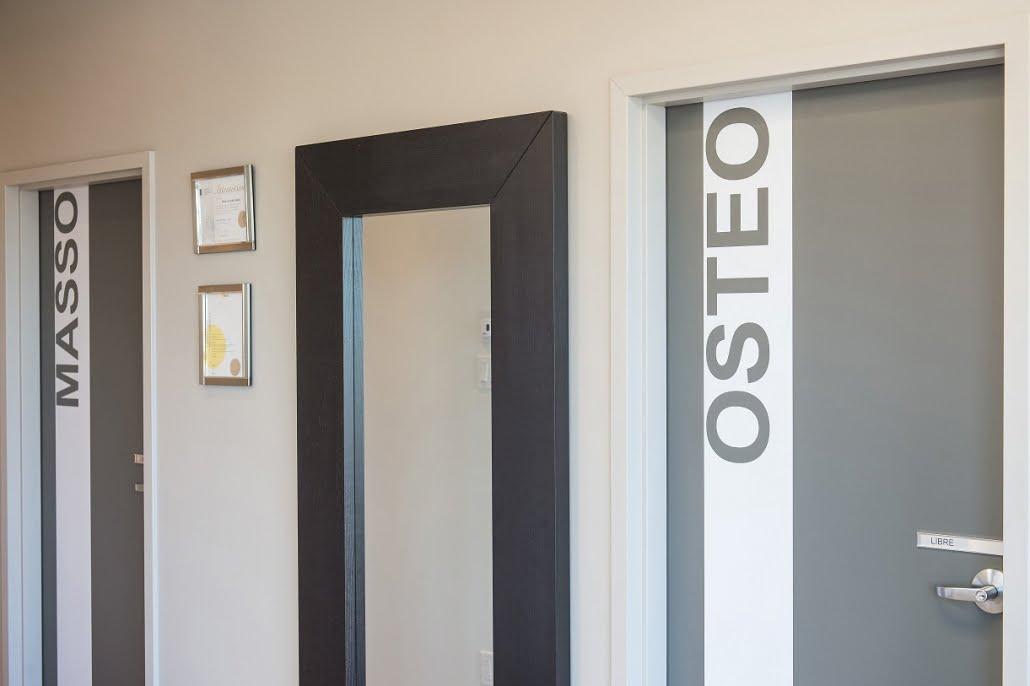 clinique de physiothérapie Physio Élite Laval - salles de massothérapie et ostéopathie