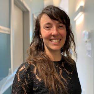 Charlotte Levasseur, physiothérapeute