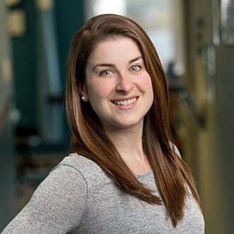 Karen Laverdure, physiothérapeute